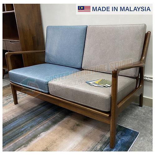 全新馬來西亞製造實木梳化 Brand New solid wood 1/2/3 seat sofa, made in Malaysia