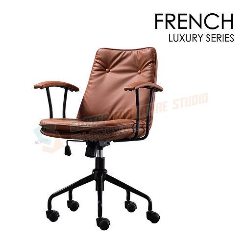 全新進口皮辦公椅電腦椅 Brand New office chair, leather