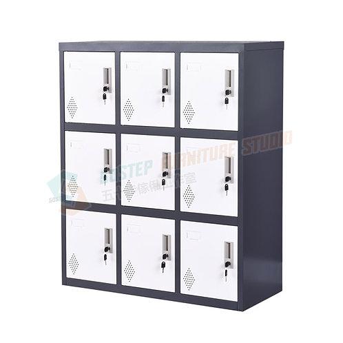 全新二/三/四/六/九/十二門鋼製文件櫃 Brand New 2/3/4/6/9/12-door steel locker
