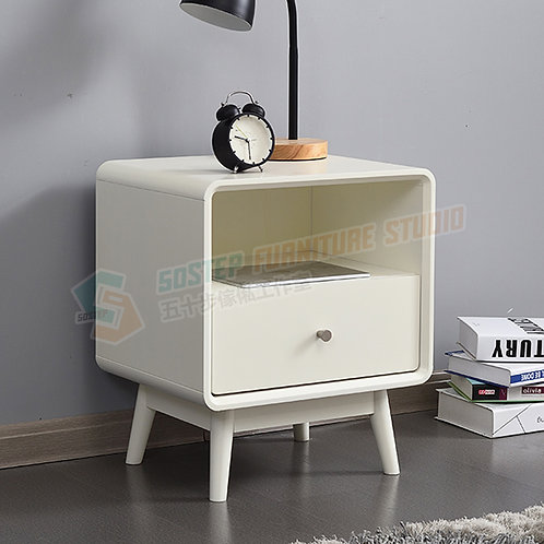 全新進口實木床頭几 Brand New solid wood nightstand