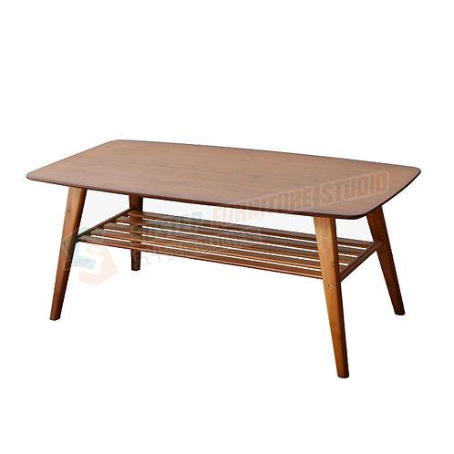 全新日式竹製雙層茶几 Brand New coffee table, bamboo