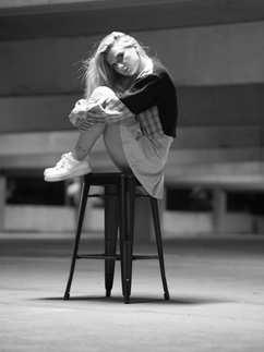 black and white, hot, girl, sex, schoolgirl, photography, portrait