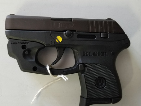 Ruger LCPLM Nice gun for a purse or pocket