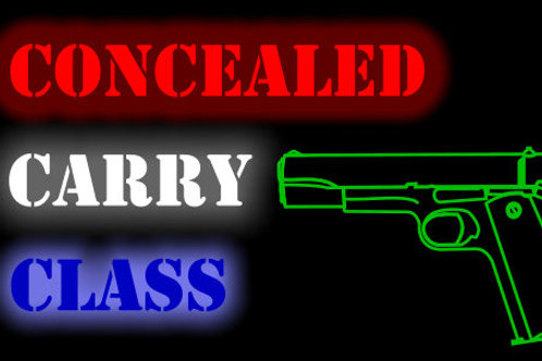 Course: Concealed Carry Weapon