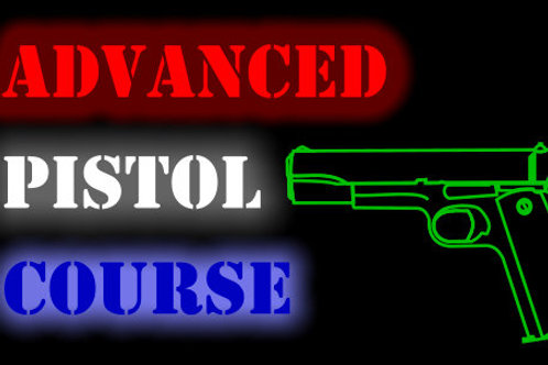 Course: Advanced Pistol
