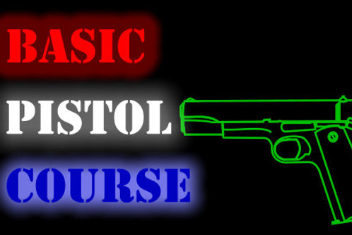 Course: Basic Pistol