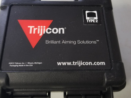 Trijicon Last one on sale.