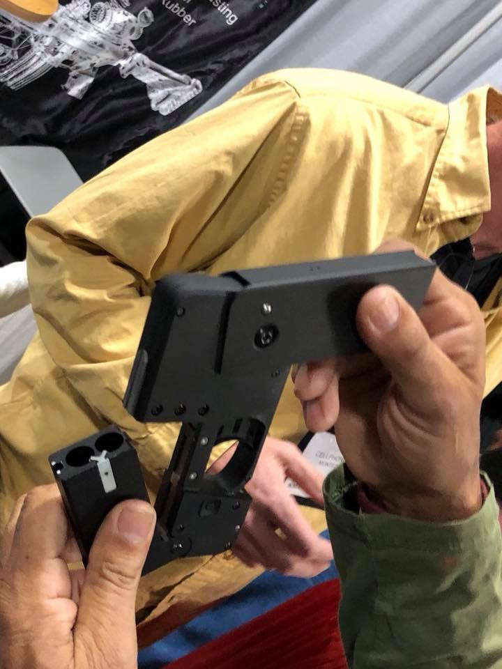 Pistol That looks like a cell phone
