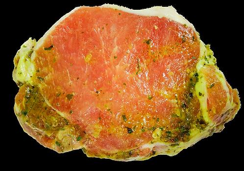 Стейк классический из свинины (охл), кг