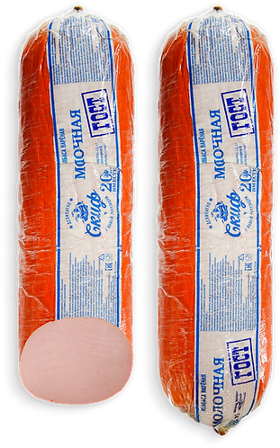Молочная (ГОСТ) в целлофане в/у, кг