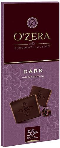 Шоколад O' ZERA DARK 55% 90гр
