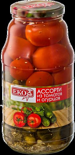 Ассорти ЕКО 1.8 кг, шт