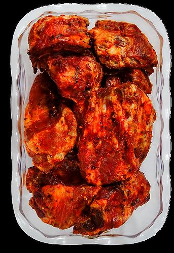 Ребра свиные в маринаде (охл), кг