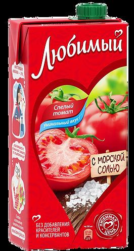 Нектар Любимый Спелый томат 0,95л, шт