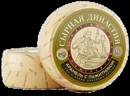 Сыр Армель 50% с пажитником Беларусь (кг)