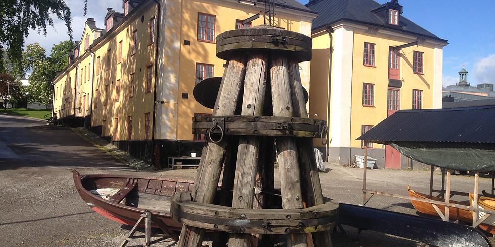 Skeppsholmen och Kastellholmen