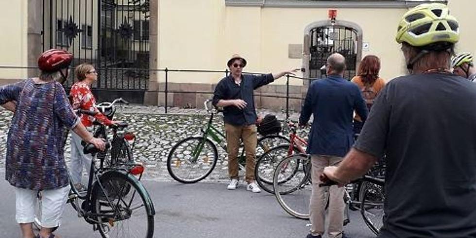 På hoj i Stockholm med Peter Frisk