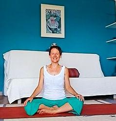 Gentle Yoga with Helen Barnett hbhealthy