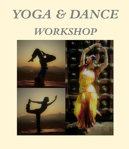 Yoga & Dance Workshop Devon