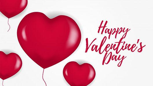 heureuse-banniere-saint-valentin-ballon-