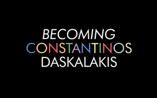 Becoming Constantinos Daskalakis by Thanasis Lalas (dir.Maria Giannouli)