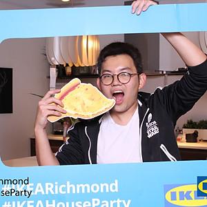 Ikea Richmond House Party