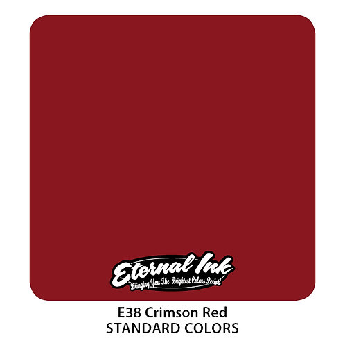 Eternal Ink CRIMISON RED 30ml