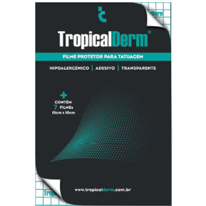 TropicalDerm Envelope