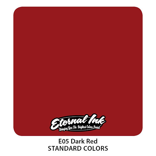 Eternal Ink DARK RED 30ml