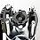 Thumbnail: Máquina Scorpion Evil Black (Ink Machines)