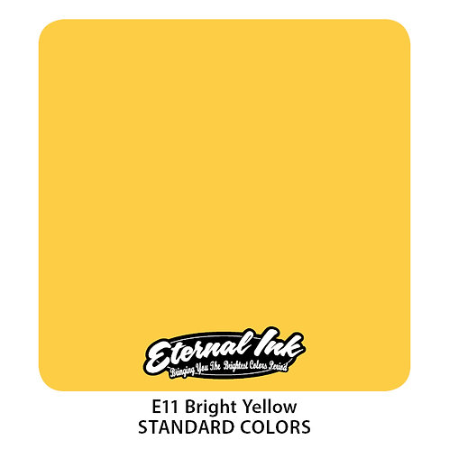 Eternal Ink BRIGHT YELLOW 30ml