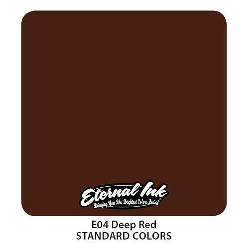Eternal Ink DEEP RED 30ml