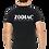 Thumbnail: EB3001z Men's Jersey Short Sleeve Tee-White w/ Zodiac Graphics