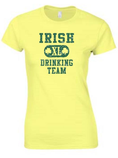 Irish Drinking Team (Style: EG007)