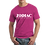 Thumbnail: EG207z Men's Softstyle Crew Neck Tee - Antique Heliconia