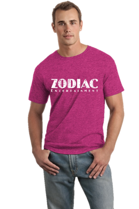 EG207z Men's Softstyle Crew Neck Tee - Antique Heliconia