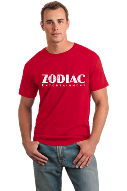 EG207z Men's Softstyle Crew Neck Tee - Red