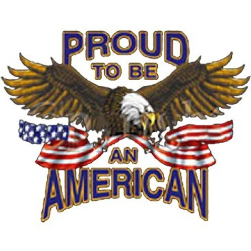 Proud To Be An American - A11388A