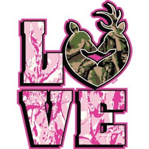 Deer Couple Love - A8677D