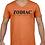 Thumbnail: EG206z Men's V-Neck SS Tees w/ black Zodiac logo