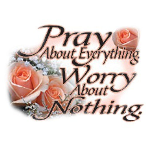 Pray About Everything - A11422B