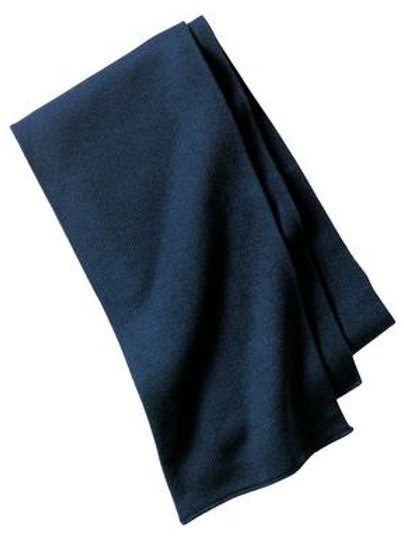 KS01 Port & Company - Knitted Scarf