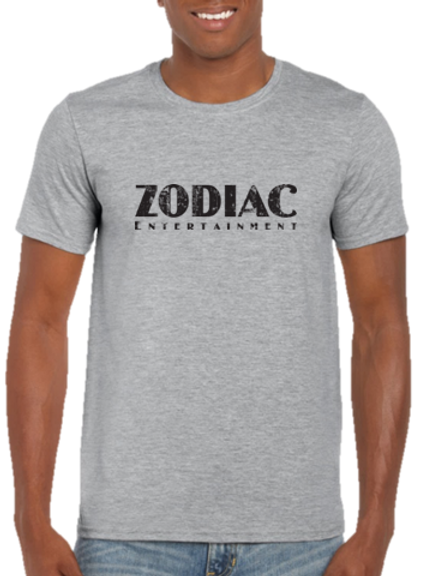 EG207z Men's Softstyle Crew Neck Tee - Sport Grey