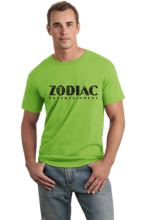 EG207z Men's Softstyle Crew Neck Tee - Kiwi