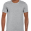 Thumbnail: EG207z Men's Softstyle Crew Neck Tee - Sport Grey