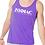 Thumbnail: EB250z  Men's Jersey Tank - Purple Triblend w/ Zodiac Logo