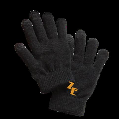 STA01z ExpressIt Spectator Gloves w/ Zodiac embroidered logo