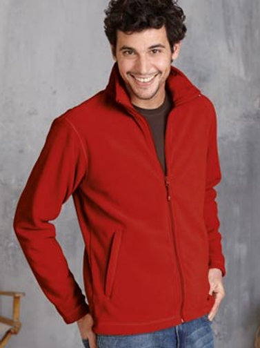 KA417 Kariban Falco Full Zip Fleece Jacket