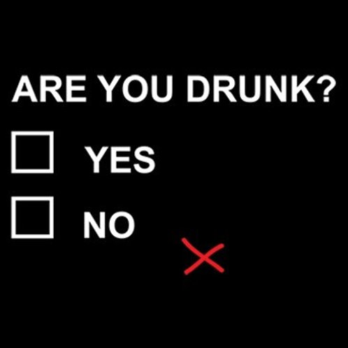 Are You Drunk - A11969D