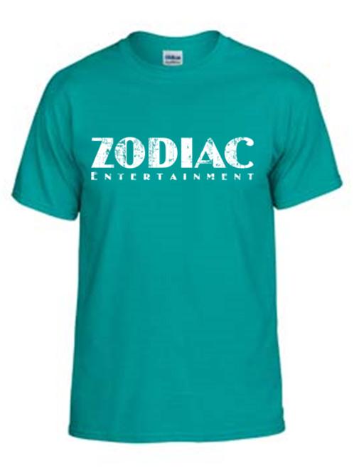 EG110z Jade - Unisex Tees w/ zodiac logo